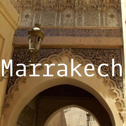 hiMarrakech: Marrakech Offline Map and More