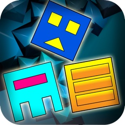 Move the Geometry Block Cubes