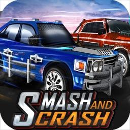 Smash & Crash ( Car Elimination Racing Game )
