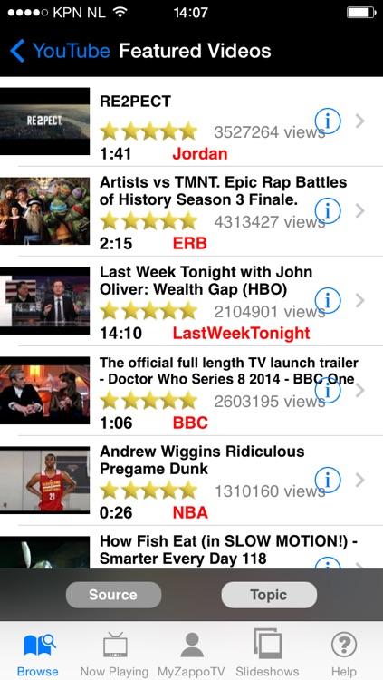 LG TV Media Player screenshot-3