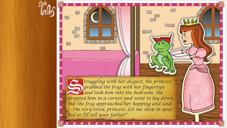 The Princess and the Frog - Classic Tales screenshot-3