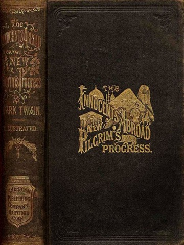 The Innocents Abroad By Mark Twain Samuel Clemens On Apple