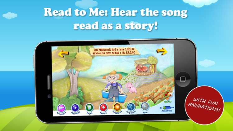 Old MacDonald Song Book – by BabyTV