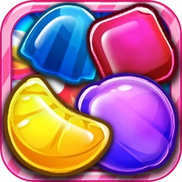 Paradise Candy: Jelly Mania Match