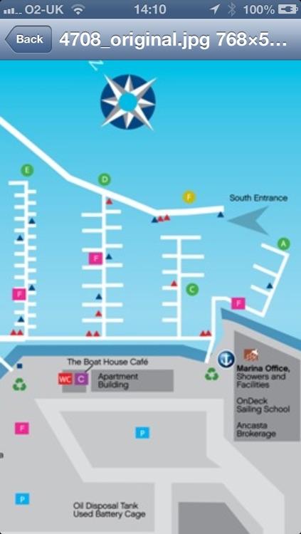 Marina Guide screenshot-4