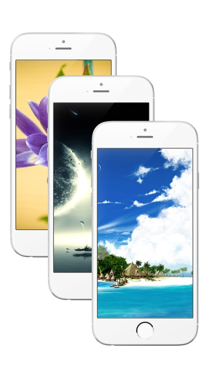 Wallpapers for iOS 8, iPhone 6/Plus Pro screenshot-4