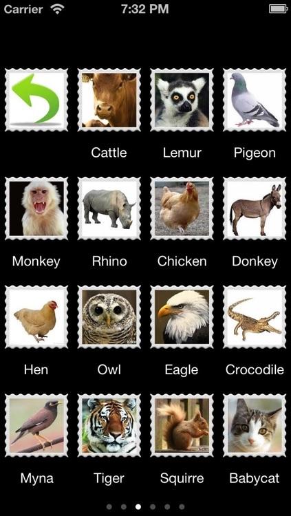 Animal Sounds(50% Off Today!) Pro◕‿◕ screenshot-3