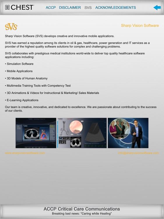 ACCP Critical Care Communications screenshot-4