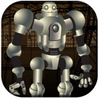 Tiny Steel Robot Hero icon