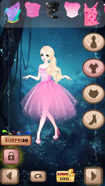 Dress Up Fairy Tale Princess - Fantasy Strawberry  Land Hidden Secrets Version screenshot-3