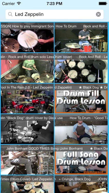 Drum Teacher Pro