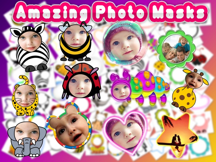 Baby Faces Photo Frames (HD) screenshot-3