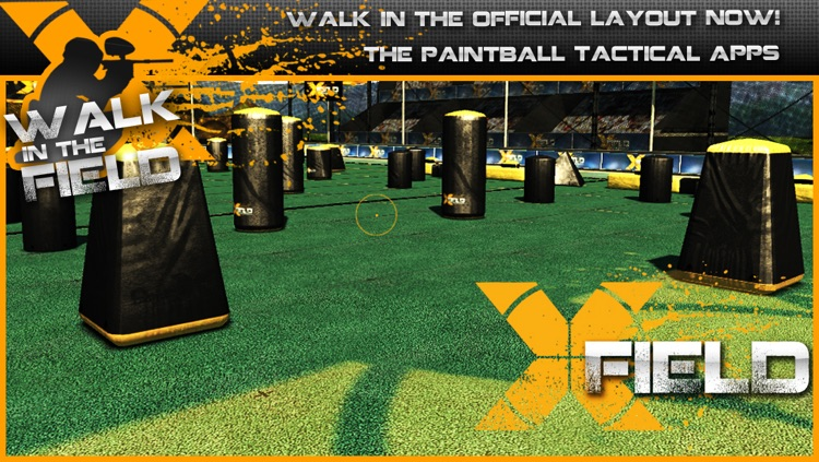 XF Paintball  Walk in the Field screenshot-3