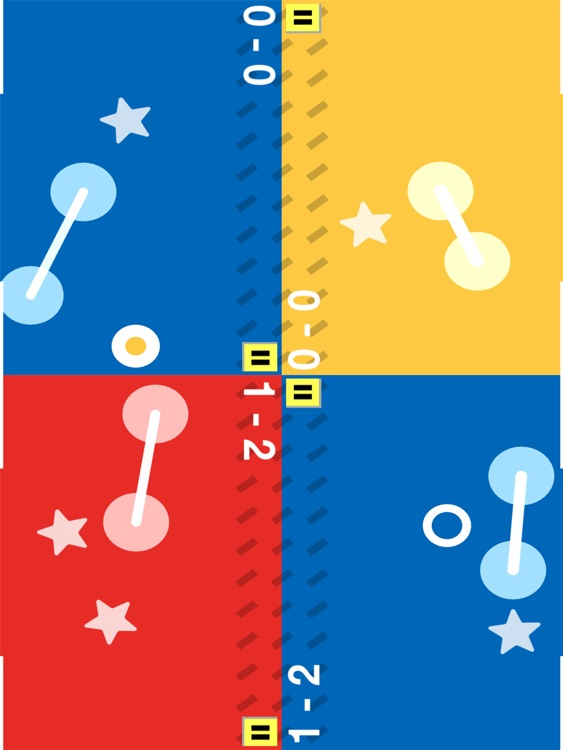 Pinch Pong - Touch multiplayer air hockey for 2 screenshot-3