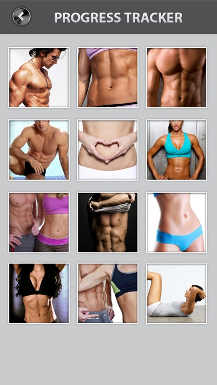 Kettle-Bell Belly Fat Workout FREE - 10 Minute Dumbbell Exercises & Abs Burn-er for Losing Weight screenshot-4