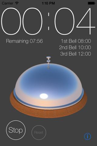 Palmtop Bell 2 screenshot 1