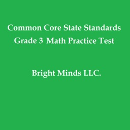 Common Core State Standards® Grade 3 Math Practice Test