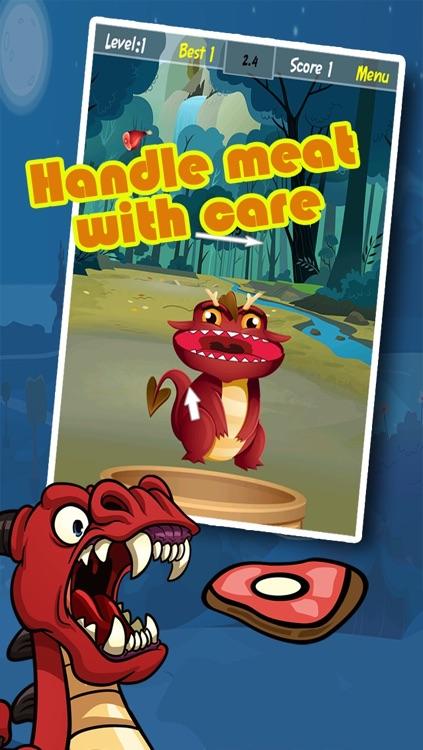 Hungry Dragon FREE screenshot-3