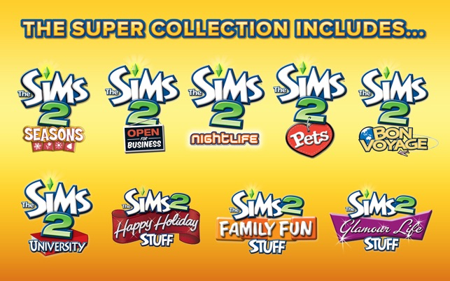 Where you can download all of your favorite Sims games! Direct download links and free!