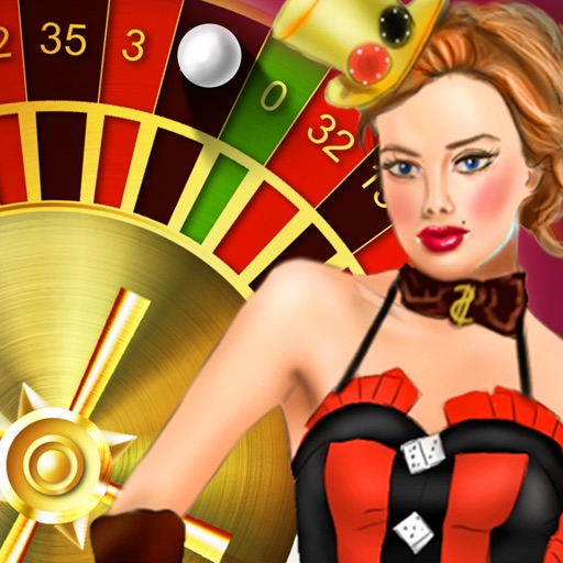 A High Roller Casino Roulette - Win Las Vegas gambling chips