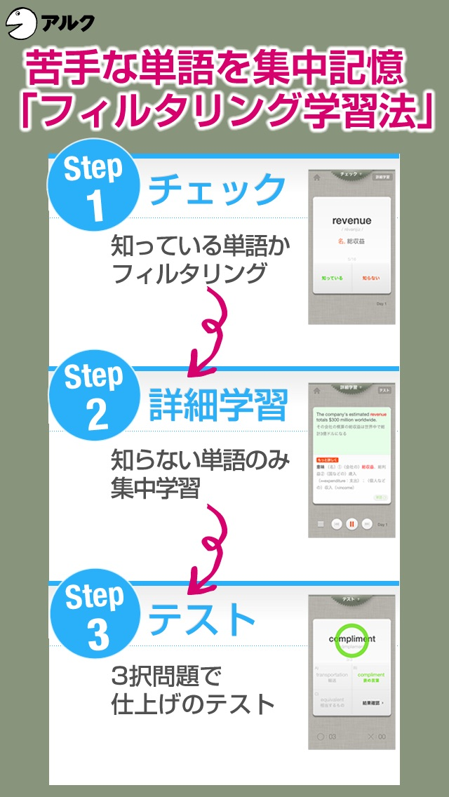 キクタンTOEIC(R) Test Sco... screenshot1