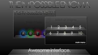The Impossible Enigma - the best logical game your device has never seenのおすすめ画像2