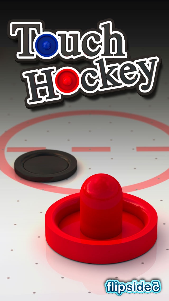 Touch Hockey: FS5 (FREE) ScreenShot0