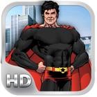 Super Hero Escape: Battle of the god vs man to protect the steel kingdom - Free version icon