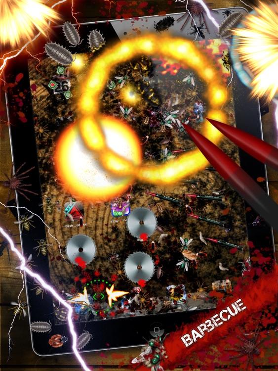 iDestroy HD - Bug battlefield Destroyer: Smash all walking bugs dead!
