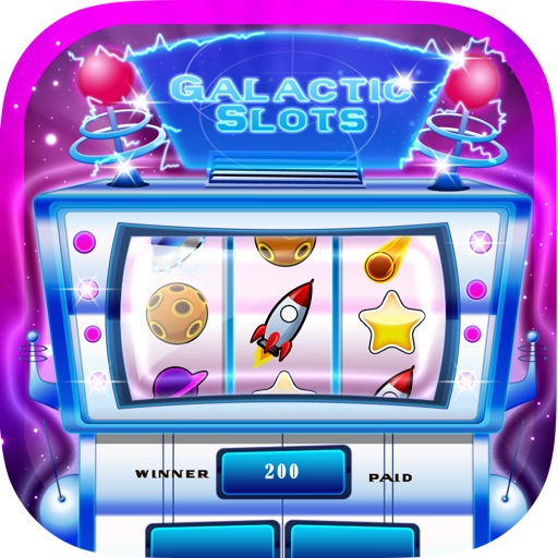 Galactic Casino Slots Machine