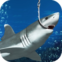 Shark On! Extreme Maze Game for the Monster Fisherman