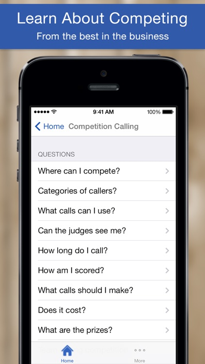 iCallElk - An Instructional Elk Calling App screenshot-3