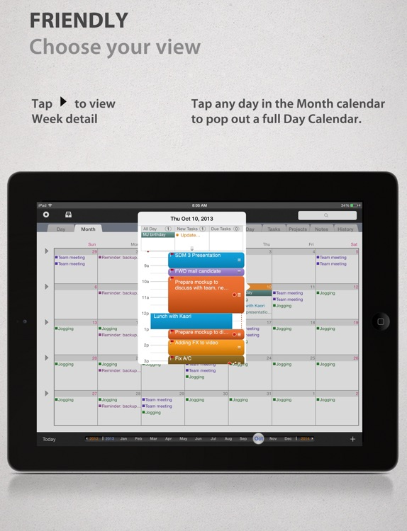 SmartPad Organizer screenshot-3