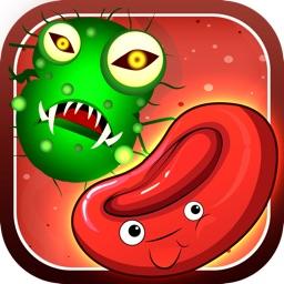 Zombie Virus Survival Challenge - Avoiding The Apocalypse Infection Outbreak