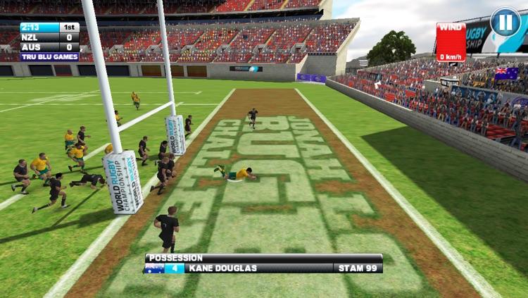 Jonah Lomu Rugby Challenge: Gold Edition screenshot-3