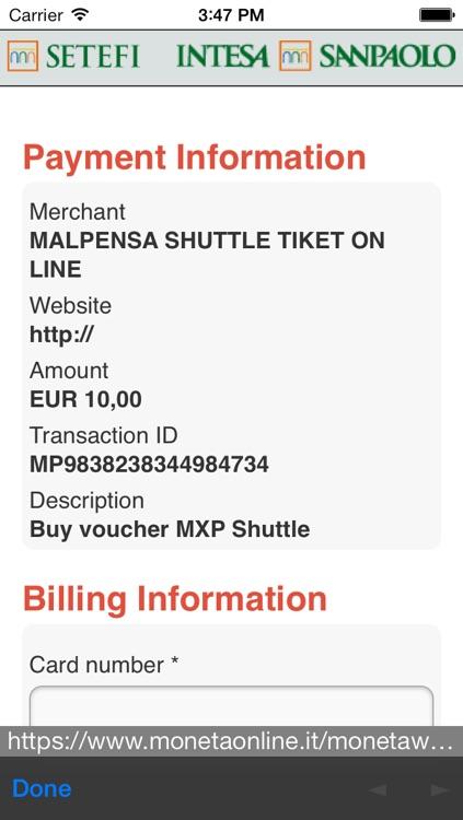 MXP Shuttle Mobile screenshot-3