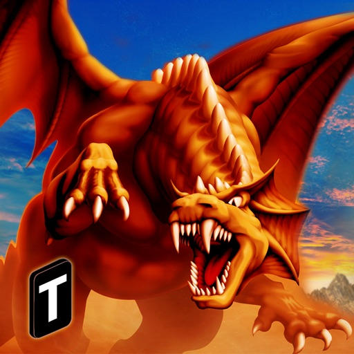 Dragon Flight Simulator 3D