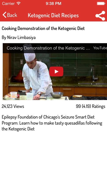 Ketogenic Diet - Best Video Guide screenshot-3