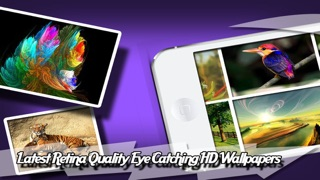 Cool & Retina Backgrounds Скриншоты5