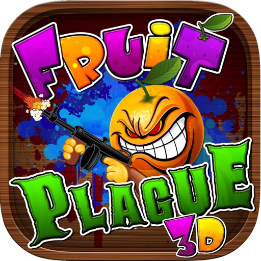Fruit Plague 3D icon