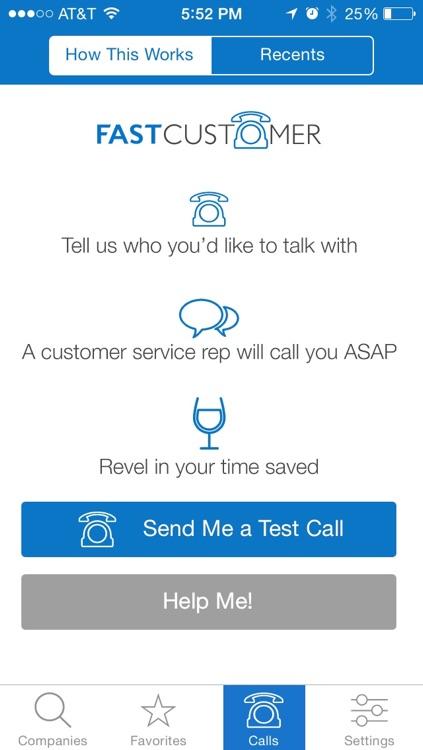 FastCustomer: Fast customer service screenshot-4
