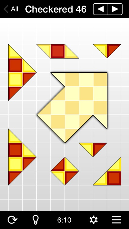 LetsTans Checkered screenshot-3