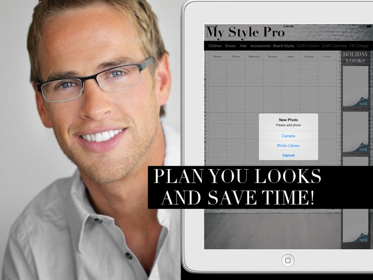 My Style Pro (For Men) - Be your own fashion designer! screenshot-3