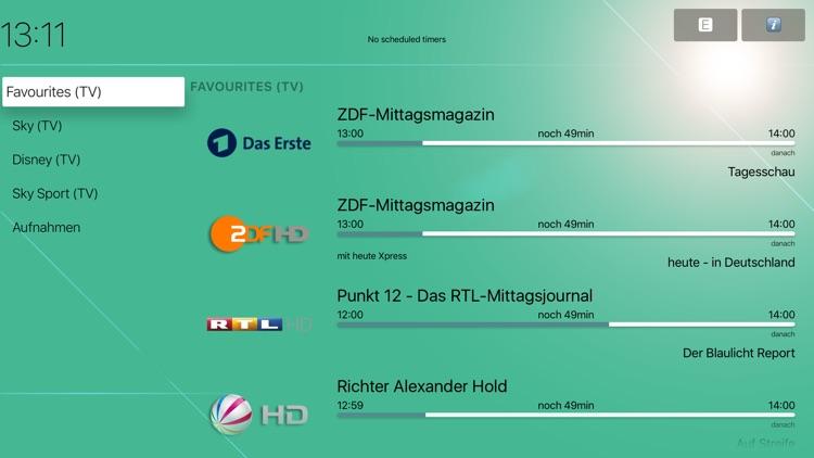 LiveZapp for Vu+™