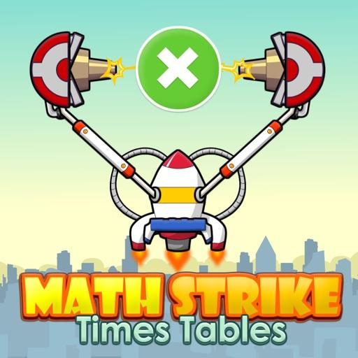 Math Strike: Times Tables HD