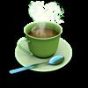 Coffee, black!