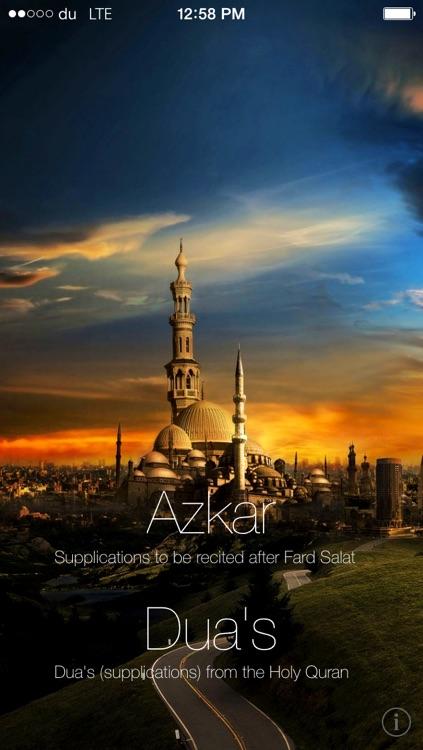 Azkar and Duas
