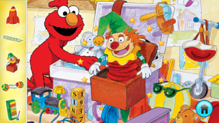 Look and Find® Elmo o... screenshot1