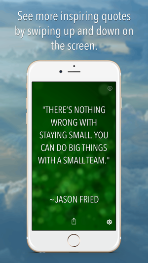 Entrepreneur Quotes on the App Store