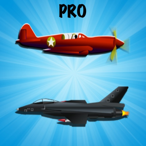 Fighter Plane Alien Shooting Adventure - City Air Fighting Attack Pro